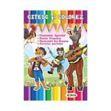 Citesc si colorez: Muzicantii din Bremen, editura Dorinta