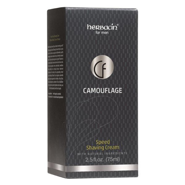Crema ras rapida, Herbacin, 75 ml imagine produs