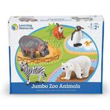 Animale de la Zoo - Set figurine mari - Learning Resources