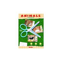 Animale domestice (mapa), editura Dorinta