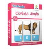 Triopuzzle - Cuvinte simple, editura Gama