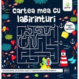 Cartea mea cu labirinturi, editura Gama