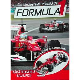 Construieste-ti un bolid de Formula 1, editura Girasol