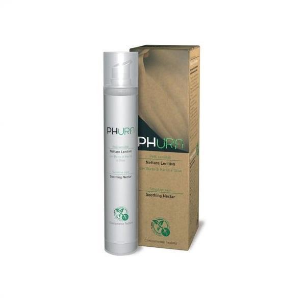 Serum Nectar calmant, ten sensibil cu unt de shea si masline, Phura, 50 ml