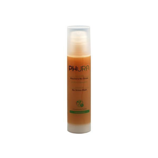 Masca anti stress, ten sensibil, cu ghimpe si castan, Phura, 200 ml imagine produs