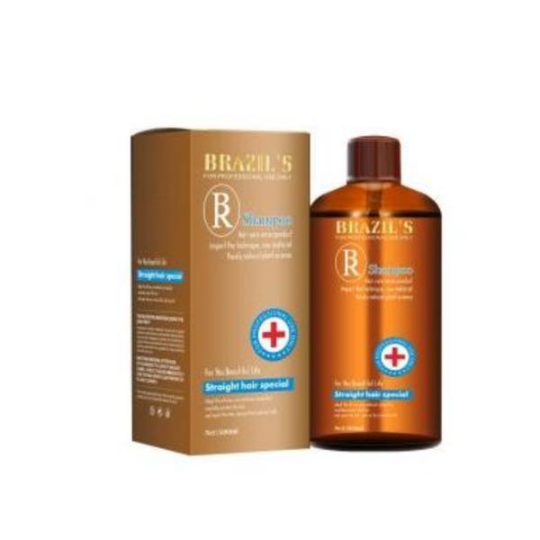 Șampon Profesional cu Keratină Braziliană 500ml