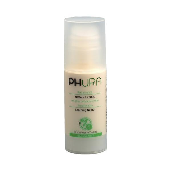 Tonic calmant, ten sensibil cu unt de shea si masline, Nectar Phura, 100 ml