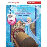 Disney Regatul de gheata - Dincolo de mari - Caiet de activitati. Grupa mare, editura Litera