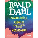 Set Roald Dahl, editura Grupul Editorial Art