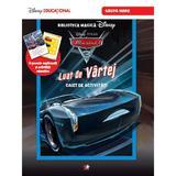 Disney Pixar Masini - Luat de Vartej - Caiet de activitati. Grupa mare, editura Litera
