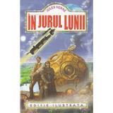 In jurul Lunii - Jules Verne, editura Regis