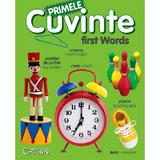 Primele cuvinte. First words, editura Crisan