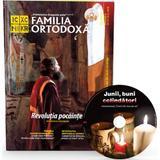 Familia ortodoxa Nr.12 (131) + CD Decembrie 2019, editura Familia Ortodoxa