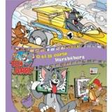 Tom si Jerry - O zi la curse. Harababura, editura Litera