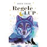 Regele Lup - Shen Shixi, editura Libris Editorial