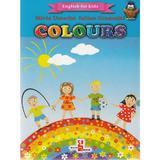 Colours (English for kids) - Silvia Ursache, Iulian Gramatki, editura Silvius Libris