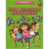 The English Alphabet (English for kids) - Silvia Ursache, Iulian Gramatki, editura Silvius Libris