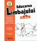 Educarea limbajului 3-4 sni, editura Tiparg