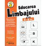 Educarea limbajului 5-6 ani, editura Tiparg