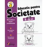 Educatie pentru societate 5-6 ani, editura Tiparg