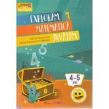 Exploram, matematica invatam 4-5 ani (Stiinte: Matematica, Cunoaterea mediului), editura Trend