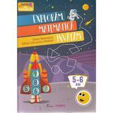 Exploram, matematica invatam 5-6 ani (Stiinte: Matematica, Cunoasterea mediului), editura Trend