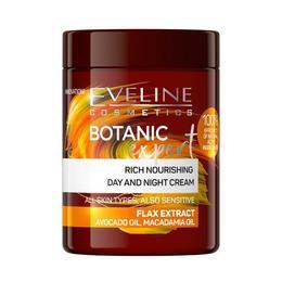 Crema de zi si noapte nutritiva Eveline Botanic Expert In 100 ml