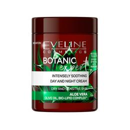 Crema de zi si noapte intens calmanta Eveline Botanic Expert Aloe 100 ml de la esteto.ro