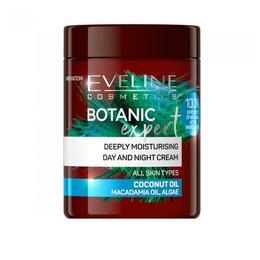 Crema de fata, Eveline Cosmetics, Botanic Expert, Hidratanta, Coconut Oil, 100 ml de la esteto.ro
