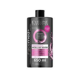 Apa Micelara Profesionala, Eveline Cosmetics, 3in1, Pentru Toate Tipurile De Ten, 650 ml de la esteto.ro