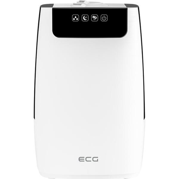 Umidificator de aer cu ultrasunete ECG AH D501 T, 27 W, 5 L, aromatizare
