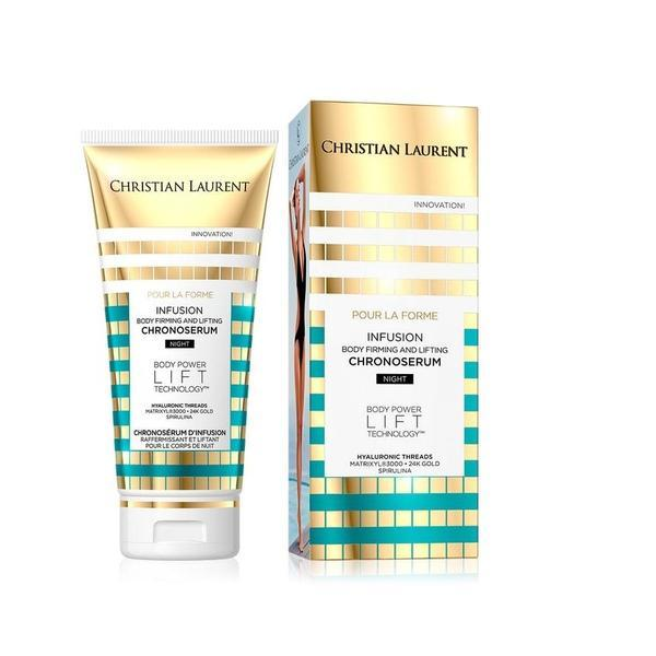 Crema Anticelulitica Christian Laurent, Infusion Body Firming & Lifting serum, Pentru modelare si fermitate, 200 ml imagine produs