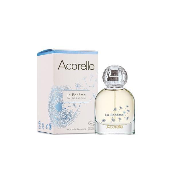Apa de parfum pentru femei bio La Boheme Acorelle 50ml