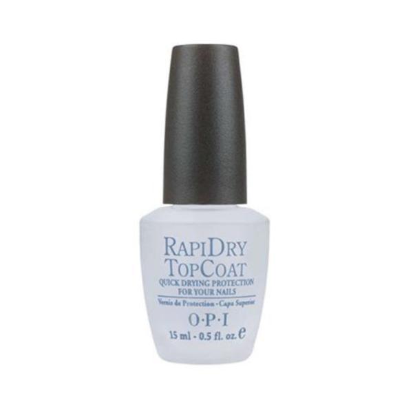 Top coat OPI Rapidry cu uscare rapida, 15 ml imagine produs