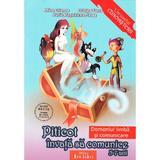 Piticot invata sa comunice 5-7 ani - Adina Grigore, editura Ars Libri