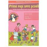 Primii pasi spre scoala - Filofteia Grama, Mioara Pletea, editura Cd Press