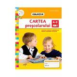 Cartea prescolarului 4-5 ani, Roxana Haiden, editura Cd Press