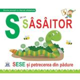 S de la sasaitor (necartonat), editura Didactica Publishing House