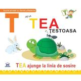 T de la Tea (necartonat), editura Didactica Publishing House