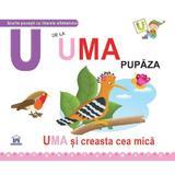 U de la Uma, pupaza (necartonat), editura Didactica Publishing House