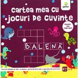 Cartea mea cu jocuri de cuvinte, editura Gama