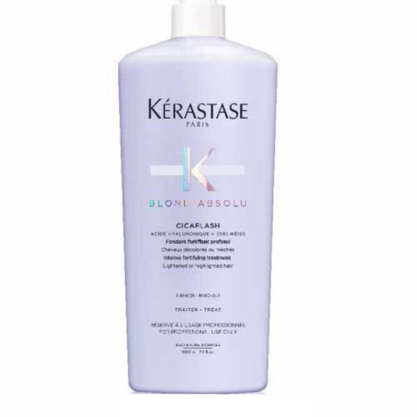 Tratament pentru Par Blond Cicaflash Blond Absolu Kerastase, 1000 ml
