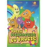 Poezii distractive cu fructe - Luiza Chiazna, editura Lizuka Educativ
