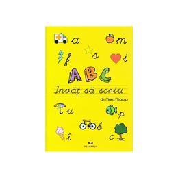 Invat sa scriu - Mara Neacsu, editura Pestalozzi