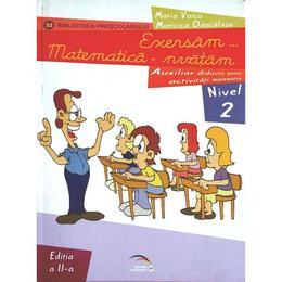 Exersam... Matematica-nvatam - Maria Voicu, Maricica Dascalasu, editura Rovimed