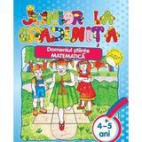 Junior La Gradinita 4-5 Ani Domeniul Stiinte