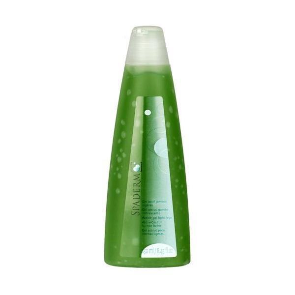 Gel activ pentru picioare usoare cu alge marin, Seaderm, 250 ml