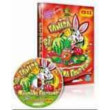 CD Fanica si Olimpiada fructelor - Jocuri educationale
