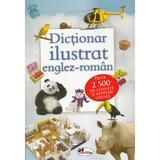 Dictionar ilustrat englez-roman, editura Aramis
