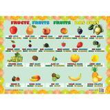 Plansa Fructe, editura Ars Libri